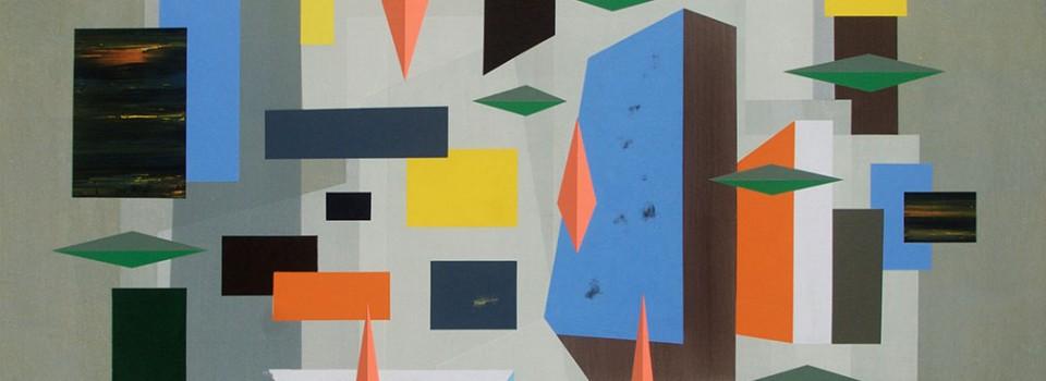 6-STITT 'Theme From Nite Flights' acrylic on canvas, 200x170cm, 2017 copy
