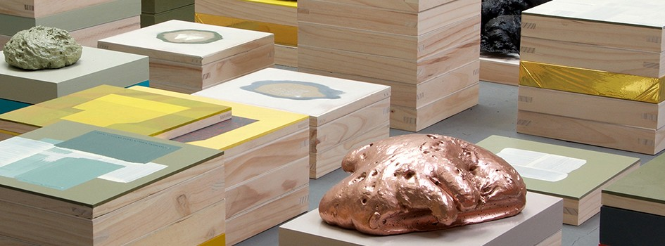 andre stitt Synthetic Model for a Post-Capitalist Economy in a Parallel Universe, 2015-16 A