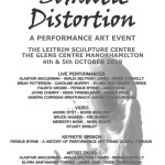 Somatic Distortion, Ireland 4th-5th Oct. 2019