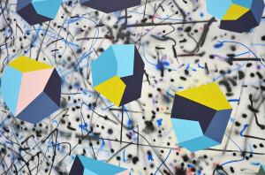 Andre Stitt 'Lockdown' (detail 11) 2020 acrylic on canvas, 190x300cm copy