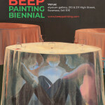 BEEP International Painting Biennale, 2 oct-7Nov. 2020